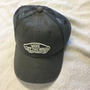 Vans Women's Acer Trucker Hat NWT